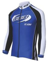 Велокуртка_унисекс BBB BBW-152 Team long sleeve jersey