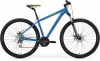 Велосипед горный Merida BIG.NINE 20-MD blue/green